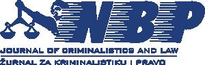 Časopis NBP | Nauka, bezbednost, policija | Žurnal za kriminalistiku i pravo | Journal of Criminalistics and Law